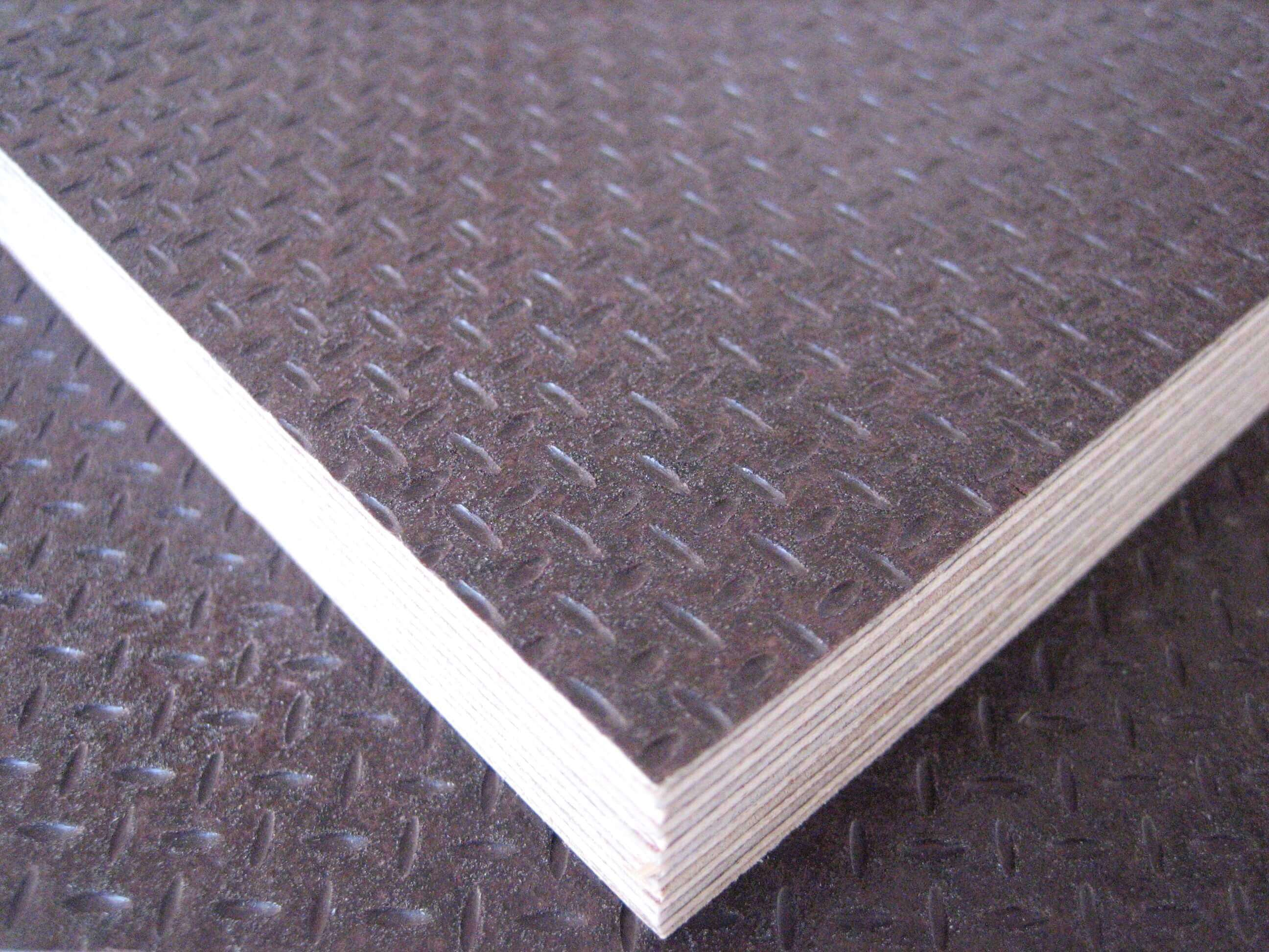 Buffalo Board Birch Plywood Phenolic Faced Plywood Atp