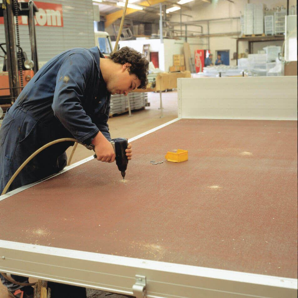 Wisa Wire Phenolic Plywood Advanced Technical Panels