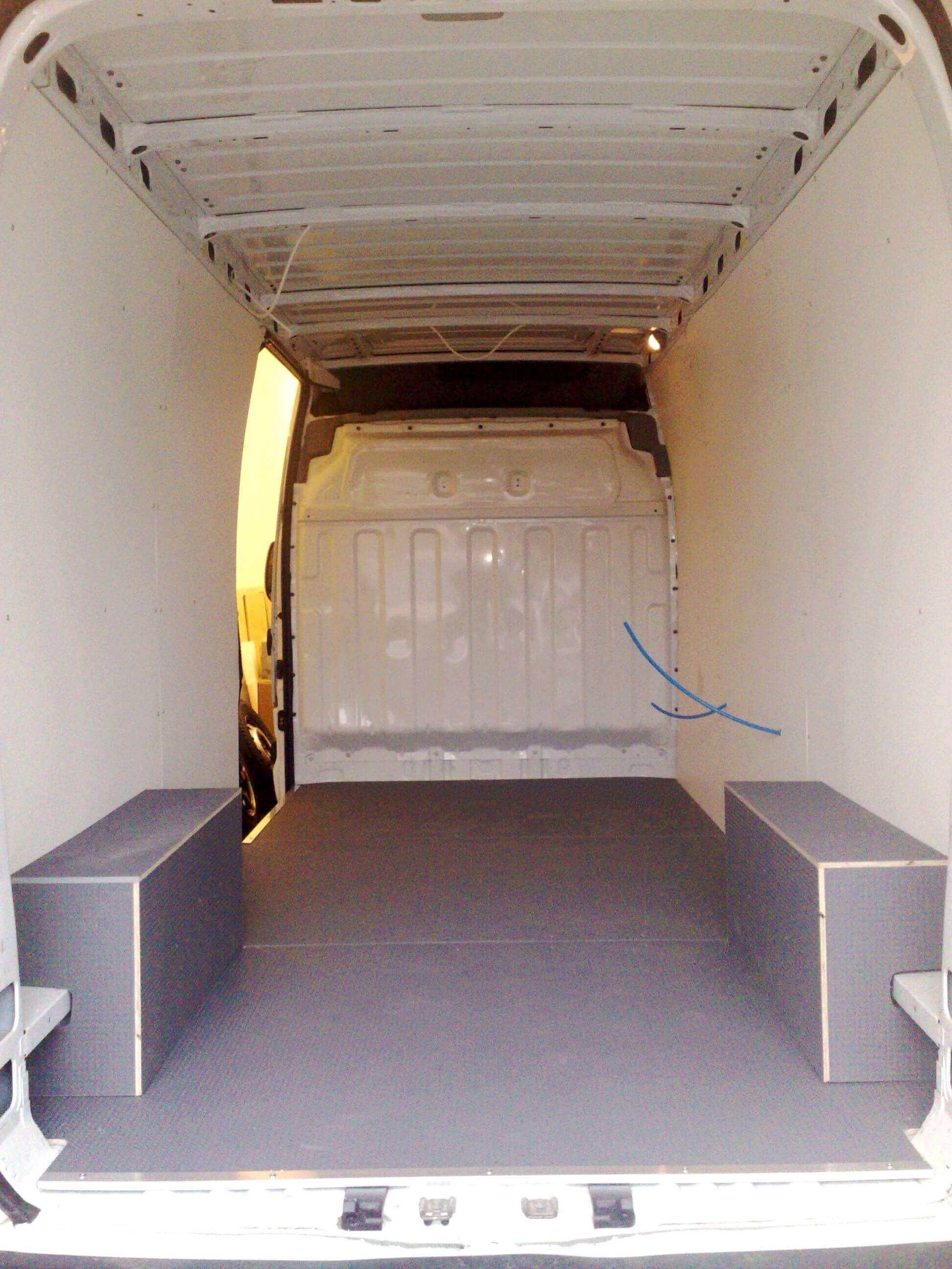 Wisa Multifloor Birch Plywood Advanced Technical Panels