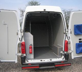 5.5mm Grey Polystar for Van Lining