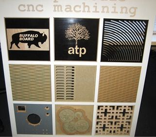 Examples of CNC machining