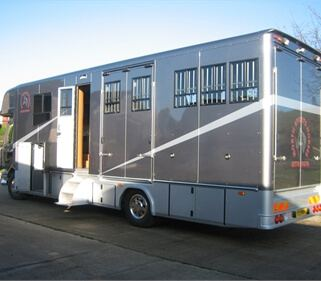Horsebox by Highbury Horseboxes