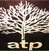 CNC Surface Etching ATP Logo